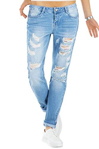 bestyledberlin Relaxed Fit Damen Jeans Baggy