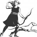 skadi nordische mythologie