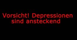 sind depressionen ansteckend