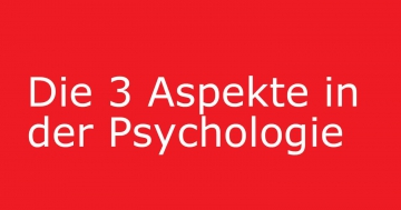 aspekte psychologie