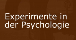 psychologie experimente methode