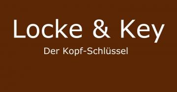 locke & key kopf schlüssel