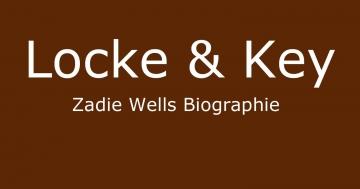 locke & key zadie wells