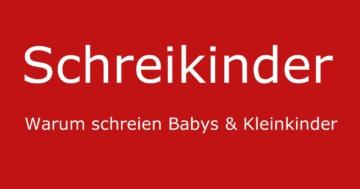 schreikinder warum schreien babys und kleinkinder