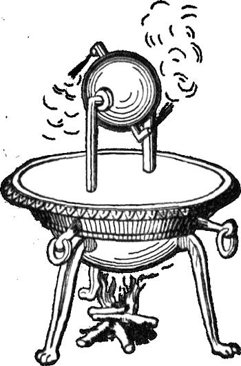 aeolipile wurde die erste dampfmaschine genannt
