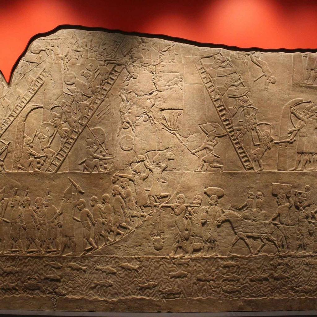 Semiramis Und Die Hangenden Garten Von Babylon Sciodoo
