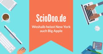 weshalb heisst new york auch big apple